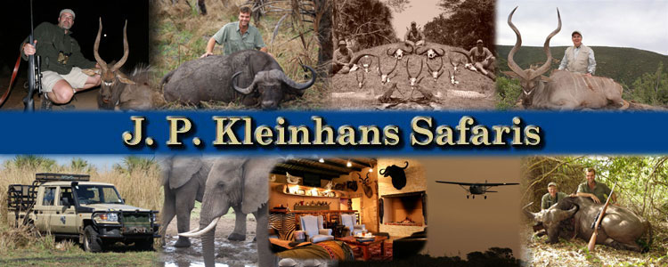 J.P. Kleinhans South African Safaris
